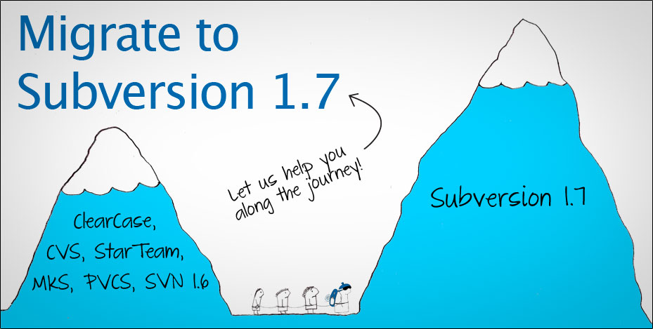 Migrate to Subversion 1.7